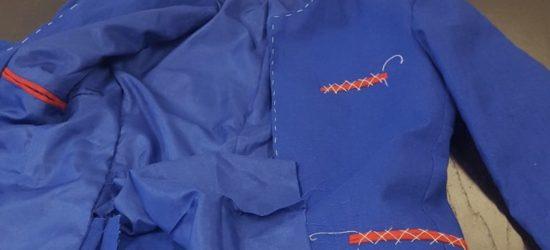 Maatwerk pak blauw 1