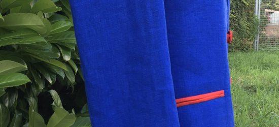 Maatwerk pak blauw 2
