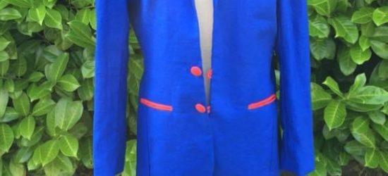 Maatwerk pak blauw 3